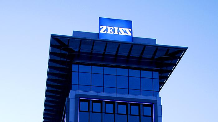 Carl Zeiss AG, Konzernzentrale Oberkochen Carl Zeiss AG, Corporate Headquarters Oberkochen