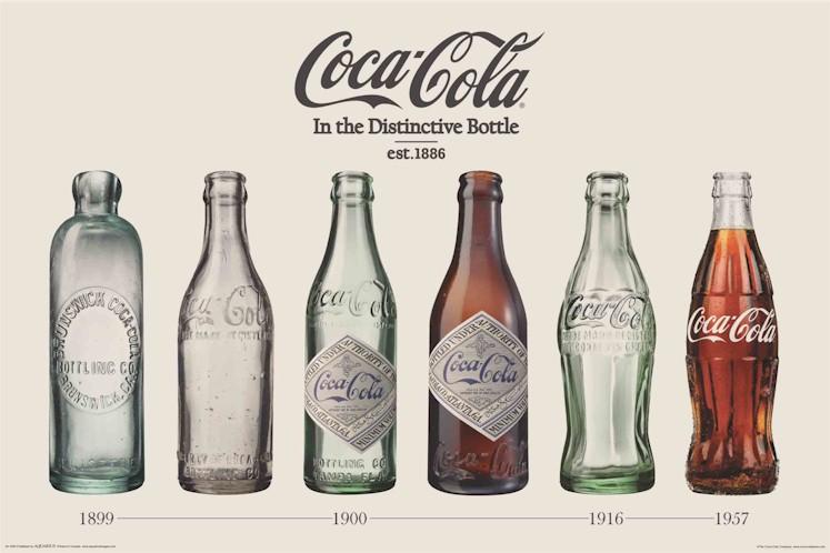 coca-cola-coke-distinctive-bottle-poster-AQU241095
