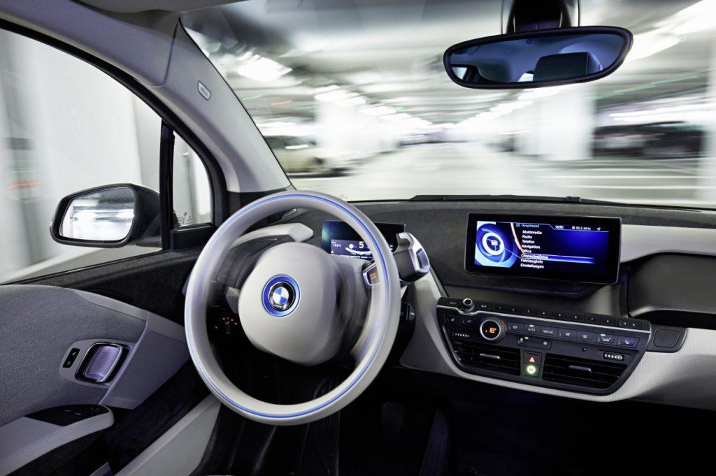 BMW Remote Valet Parking, CES 2015 (3)