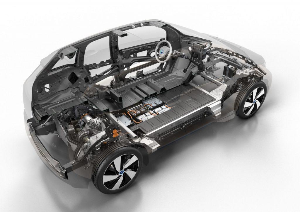 BMW의 전기차 i3