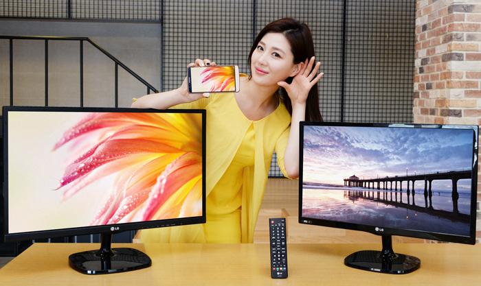 lg smart monitor