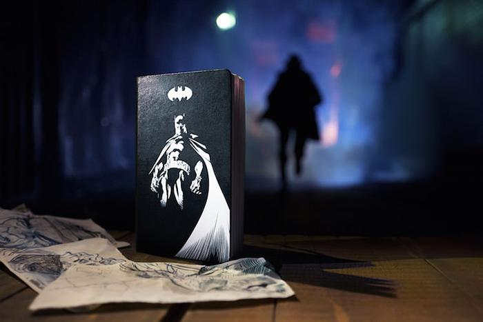 Moleskine x Batman Limited Edition