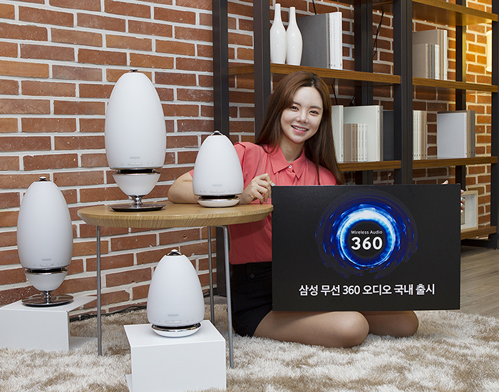 samsung wireless 360 audio global