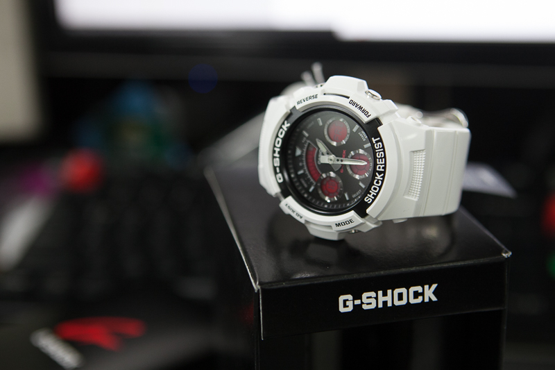 Casio G-SHOCK AW-591SC-7ADR