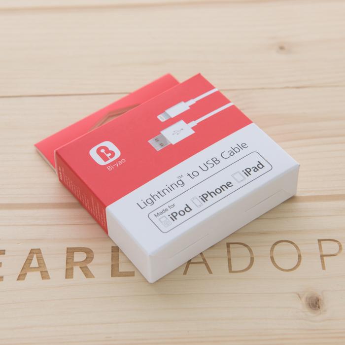 biyao foxconn apple lightning cable olleh shop (2)