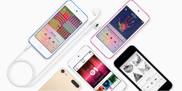 iPod touch 6_01