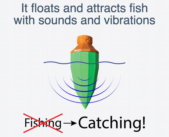 Fish Call 01