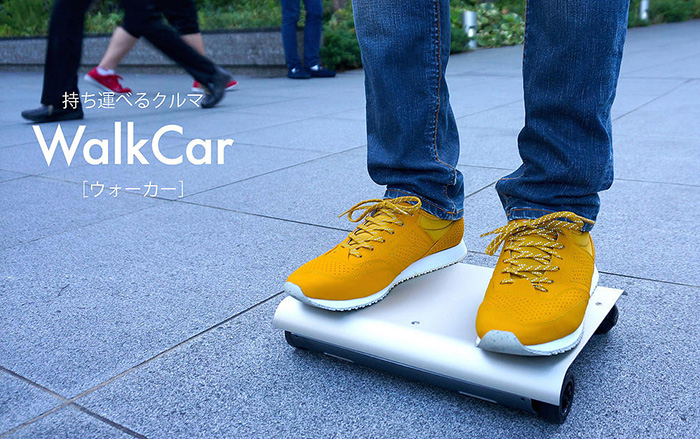 WalkCar 01