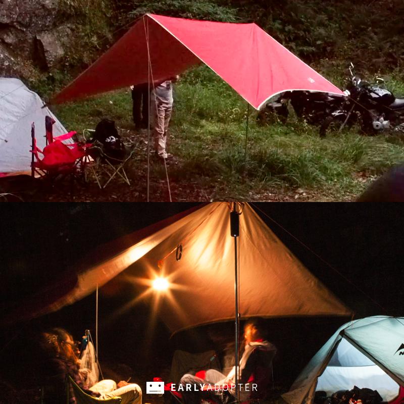 캠핑3편-타프