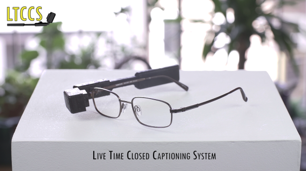 ltccs Live Time Closed Captioning System indiegogo crowd funding (1)