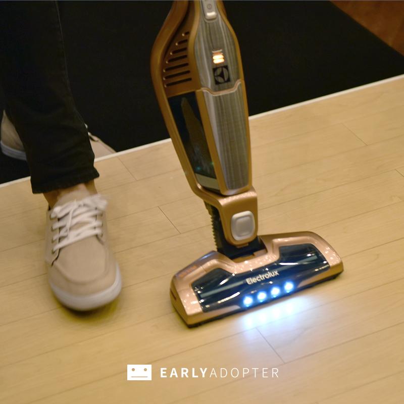 electrolux ultrapower ergorapido wireless vacuum (9)