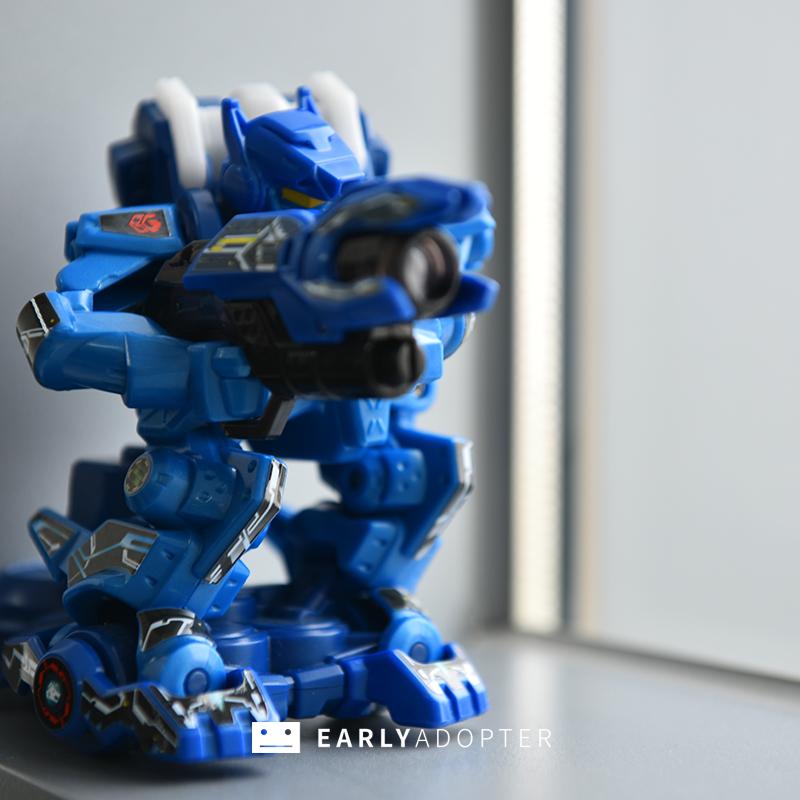 takara tomy battle gunbot robot toy review (11)