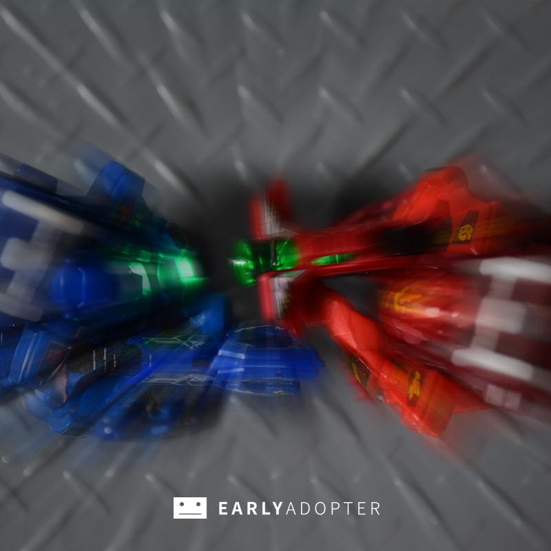 takara tomy battle gunbot robot toy review (17)