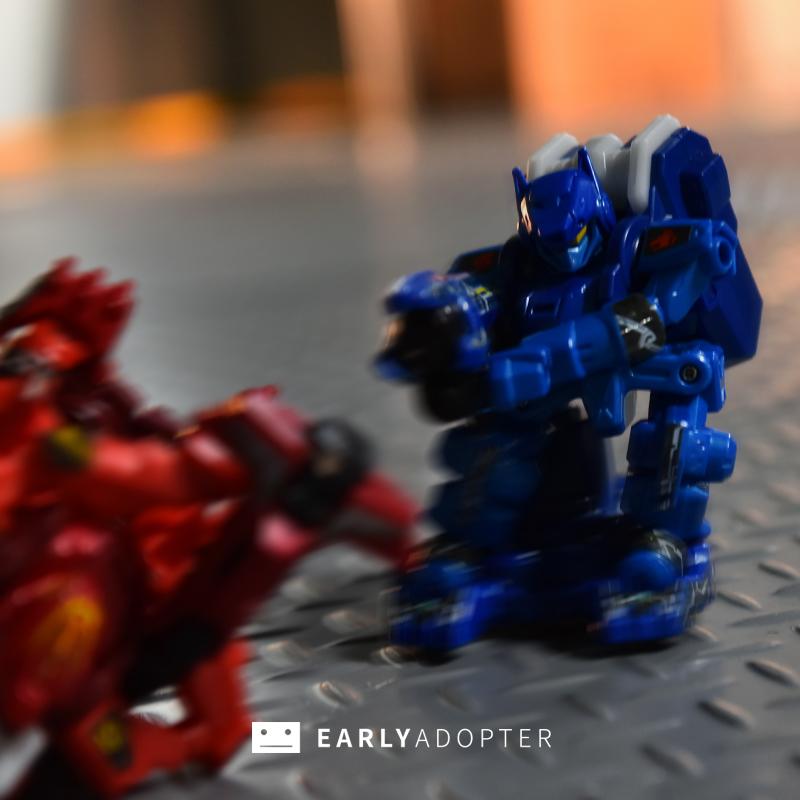 takara tomy battle gunbot robot toy review (18)