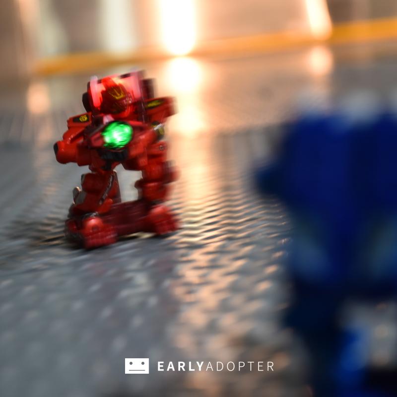 takara tomy battle gunbot robot toy review (19)