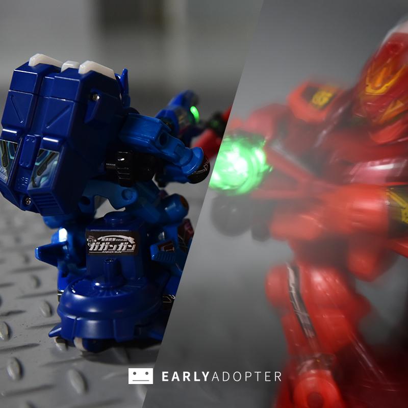 takara tomy battle gunbot robot toy review (21)