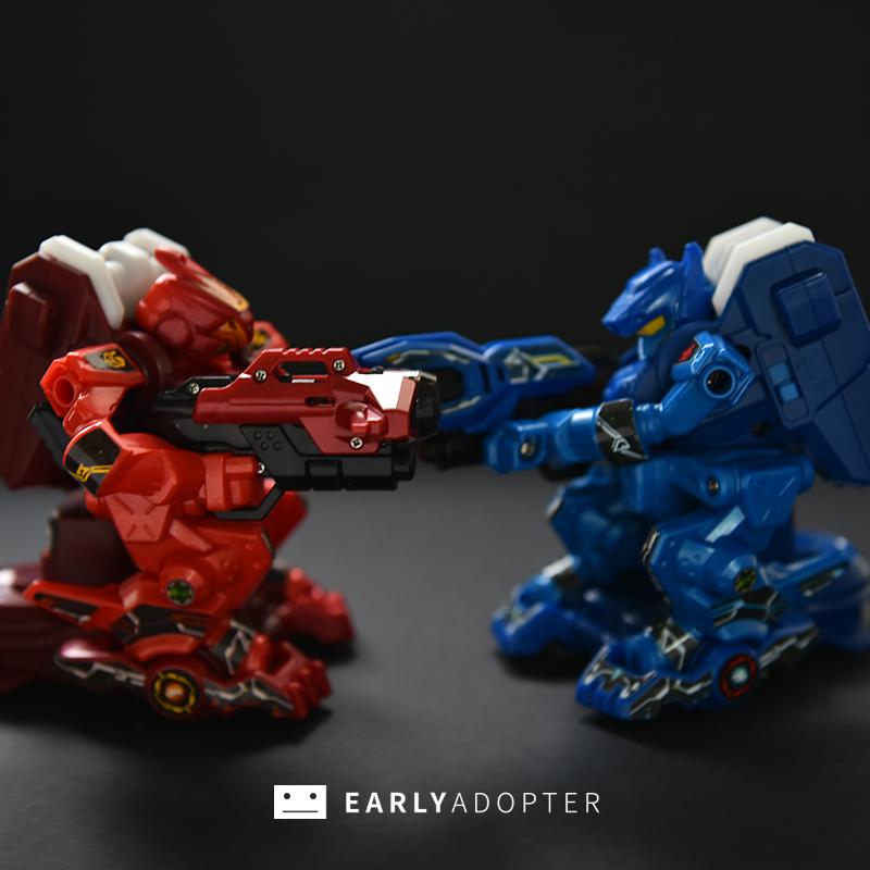 takara tomy battle gunbot robot toy review (23)