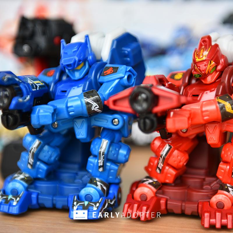 takara tomy battle gunbot robot toy review (24)