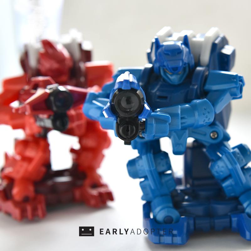 takara tomy battle gunbot robot toy review (4)