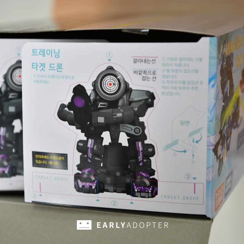 takara tomy battle gunbot robot toy review (5)