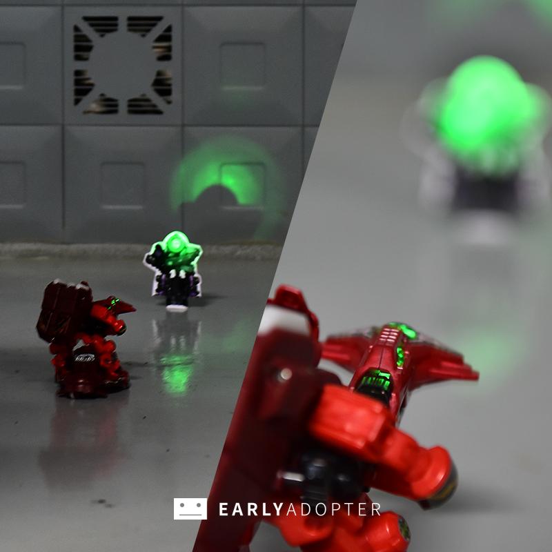 takara tomy battle gunbot robot toy review (6)