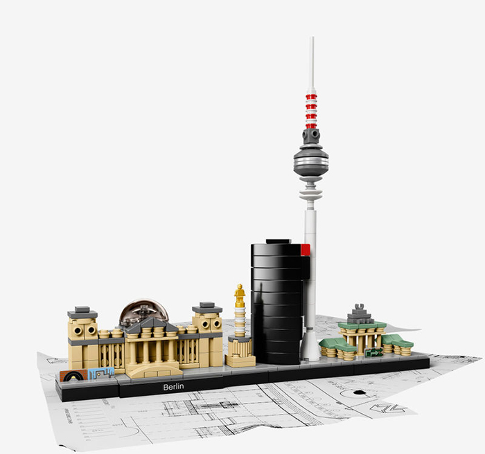 LEGO Skyline Collections (4)