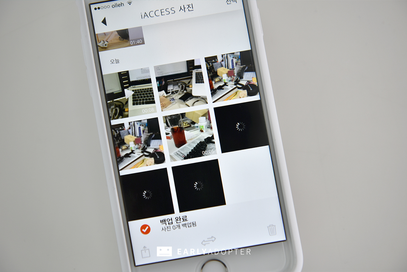 leef iaccess iphone lightning micro sd reader review (13)