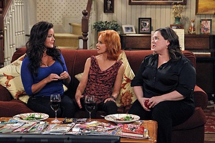 서로 다른 개성의 몰리네 세 모녀