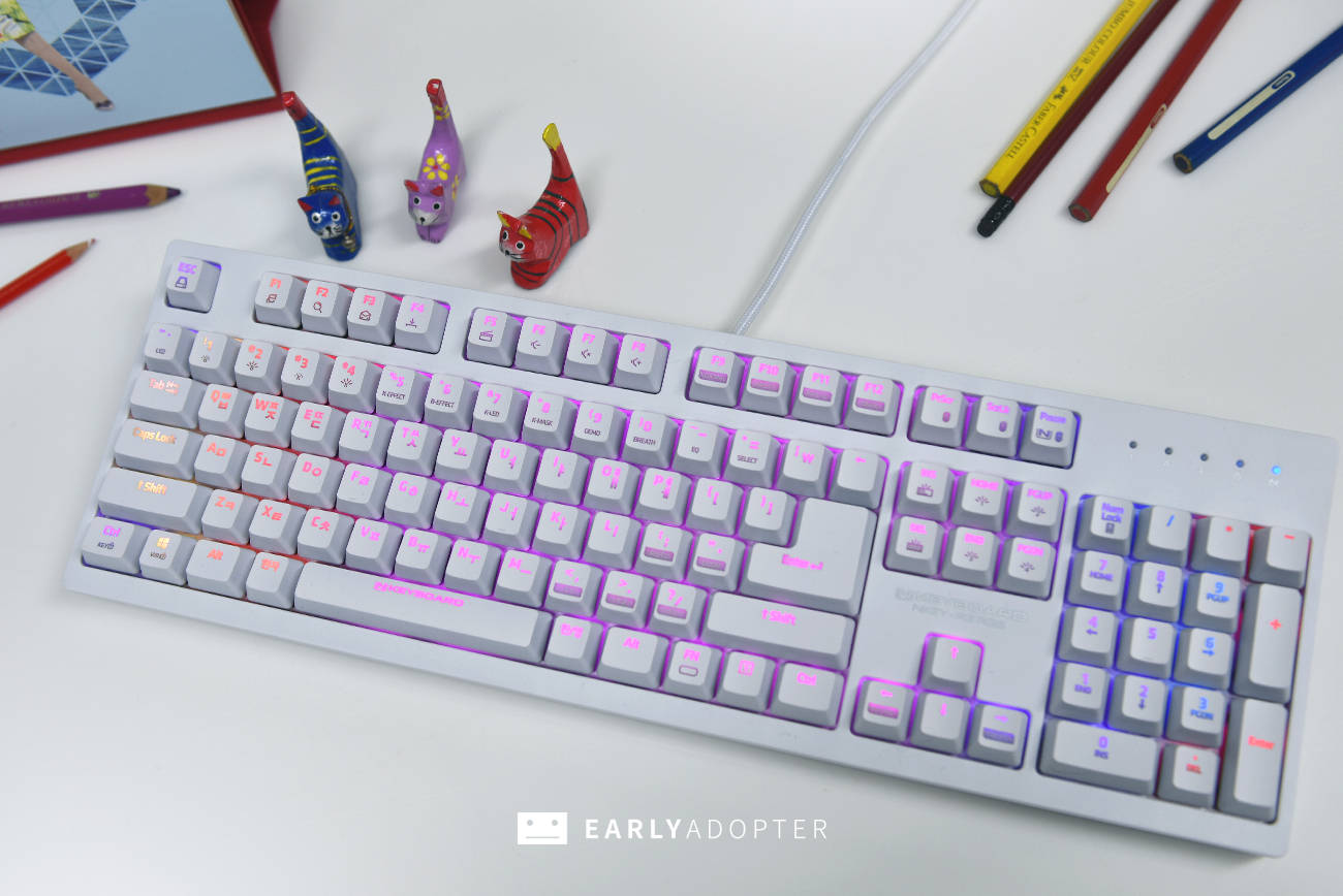 skydigital nkey r3 rgb keyboard review (1)