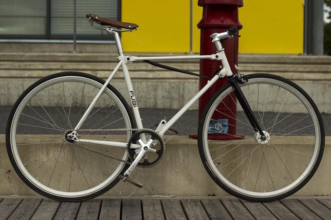 fubi fixie bicycle folding bike (1)