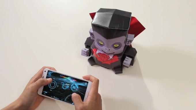 kamibot paper toy robot (12)
