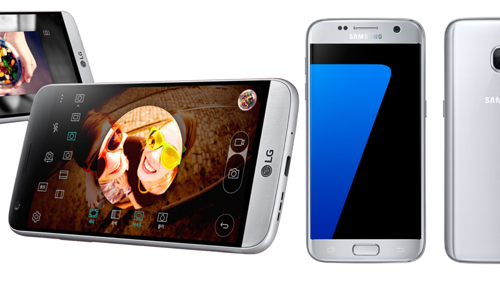 lg g5 vs samsung galaxy s7 smartphone (0)