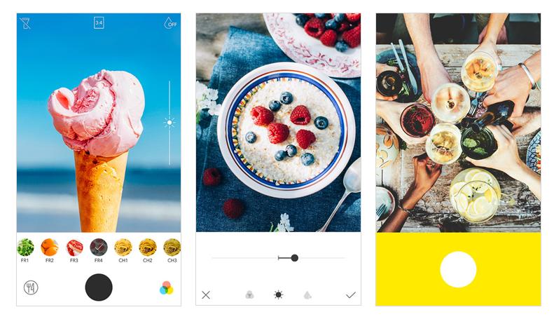 line foodie camera app (0)