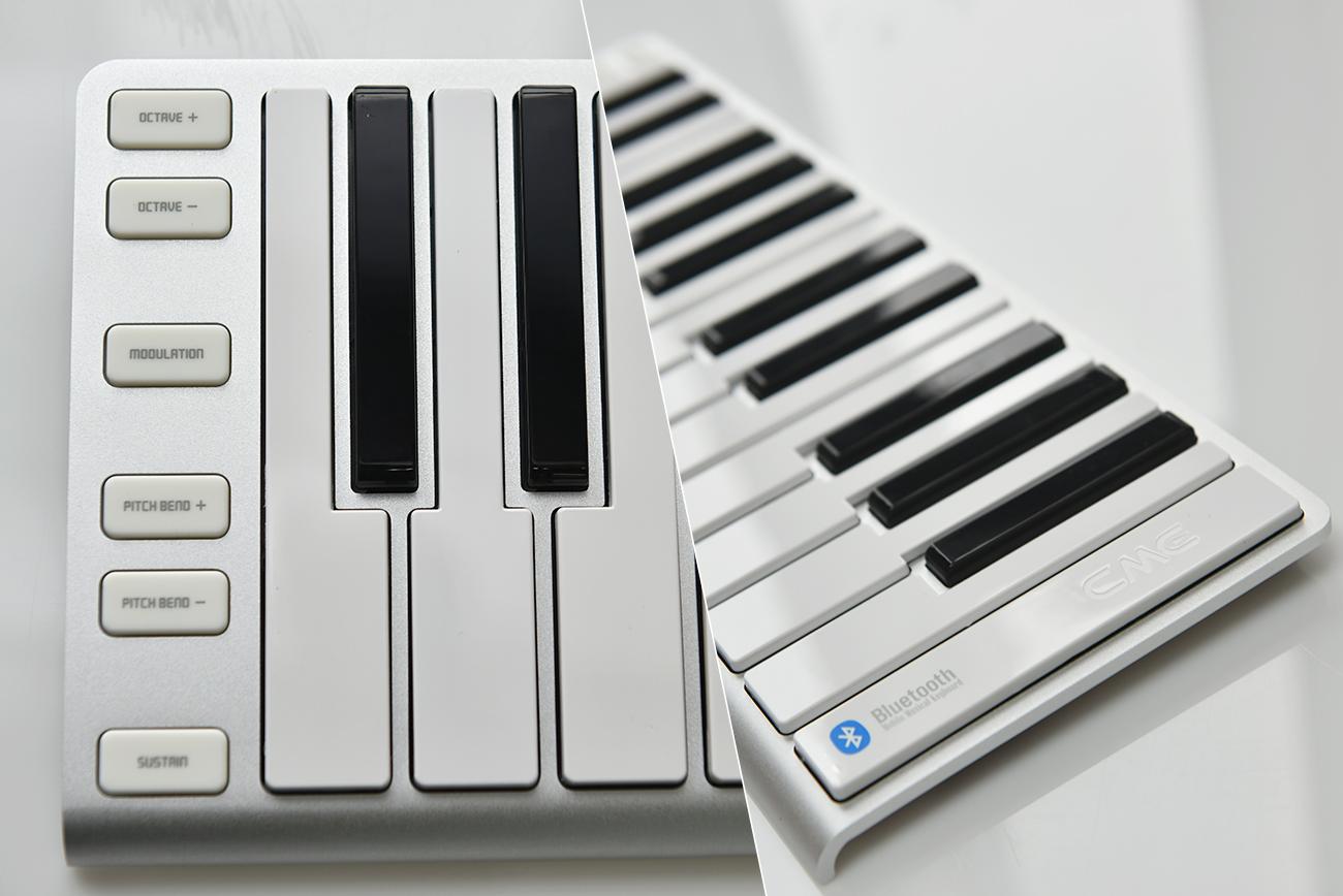 xkey air 25 bluetooth keyboard from cme team (5)