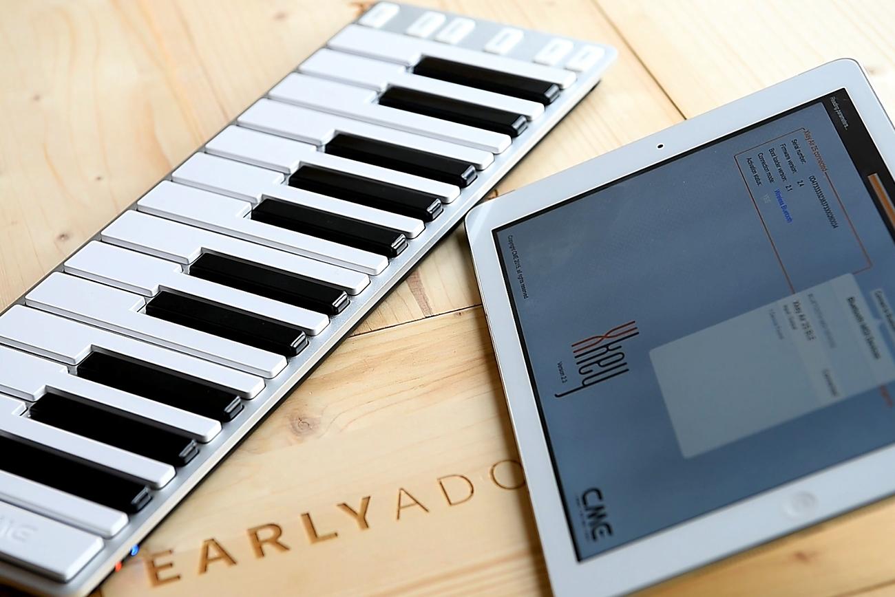 xkey air 25 bluetooth keyboard from cme team (7)