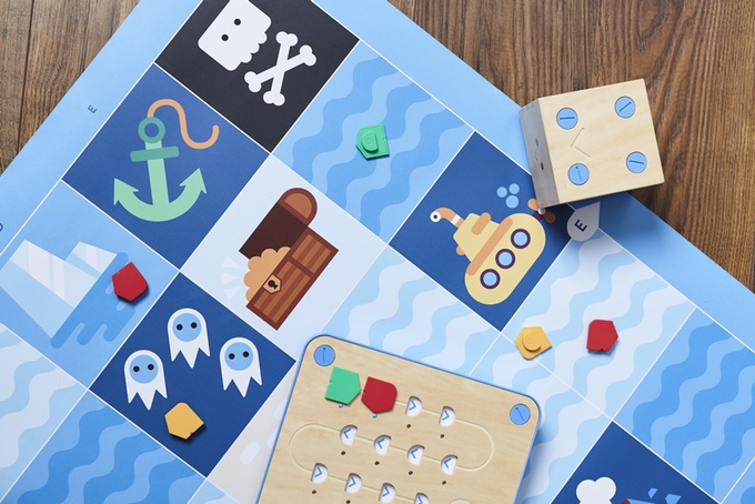 Cubetto robot toy - Hands on coding for ages 3 and up (3)