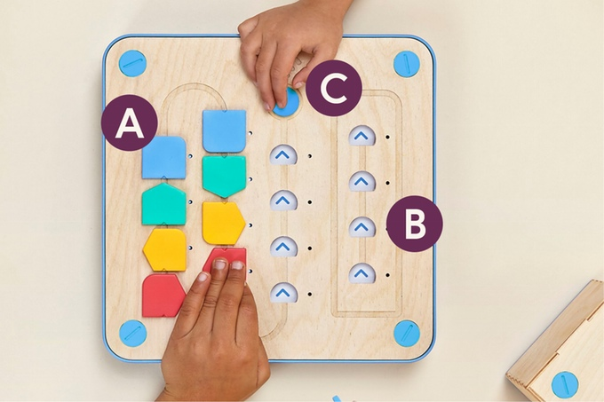 Cubetto robot toy - Hands on coding for ages 3 and up (5)