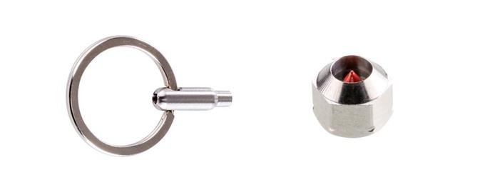 HEXLOX key Anti Theft for bicycle saddles wheels (7)