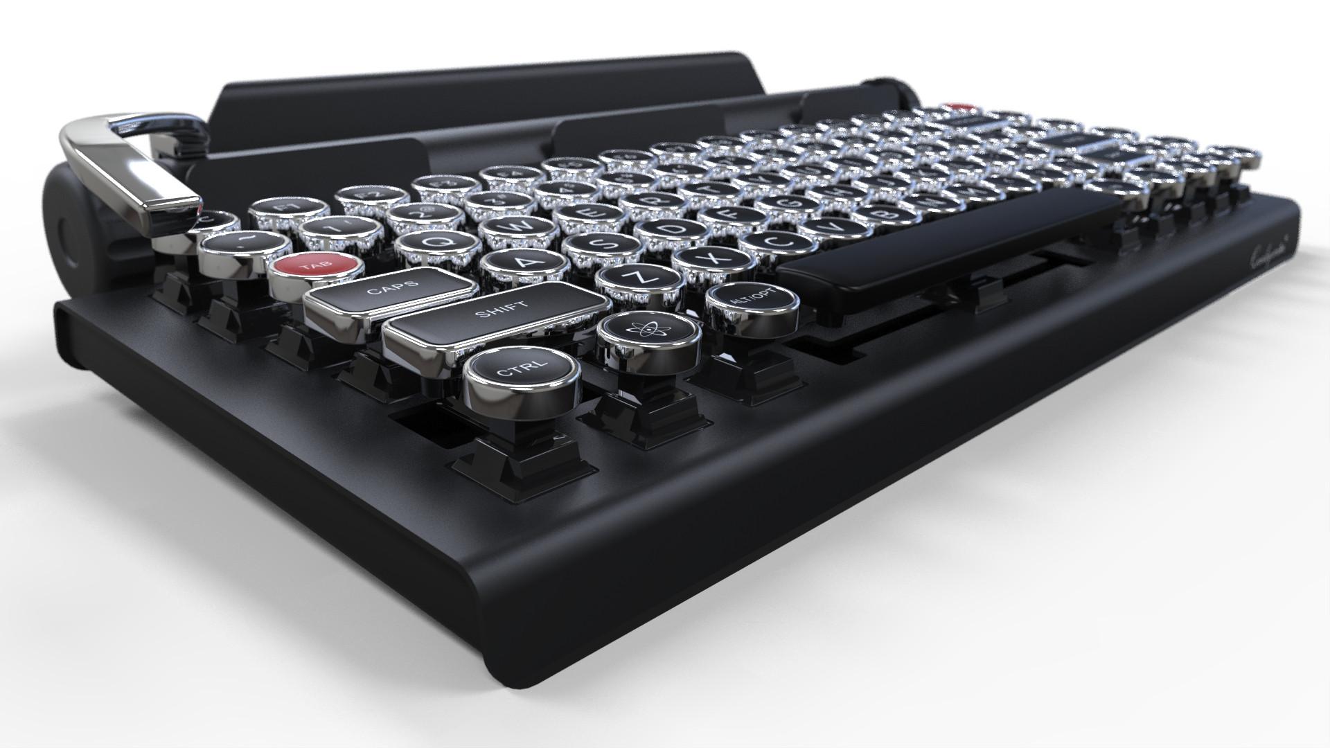 QWERKYWRITER keyboard (2)