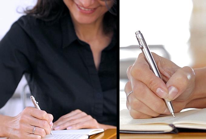 edc pocket bolt pen auto locking bolt action pens (5)