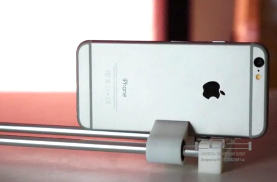 ido universal smartphone slider for dolly shot (tt)