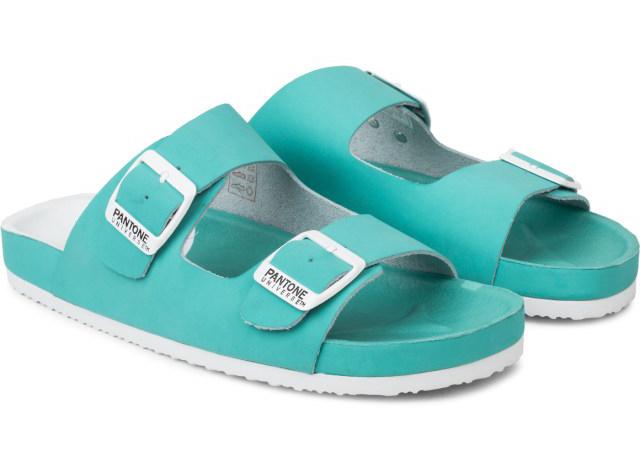 Pantone Universe sandal (3)
