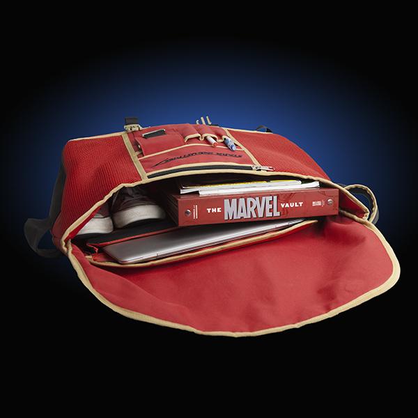 Stark Industries Messenger Backpack (2)