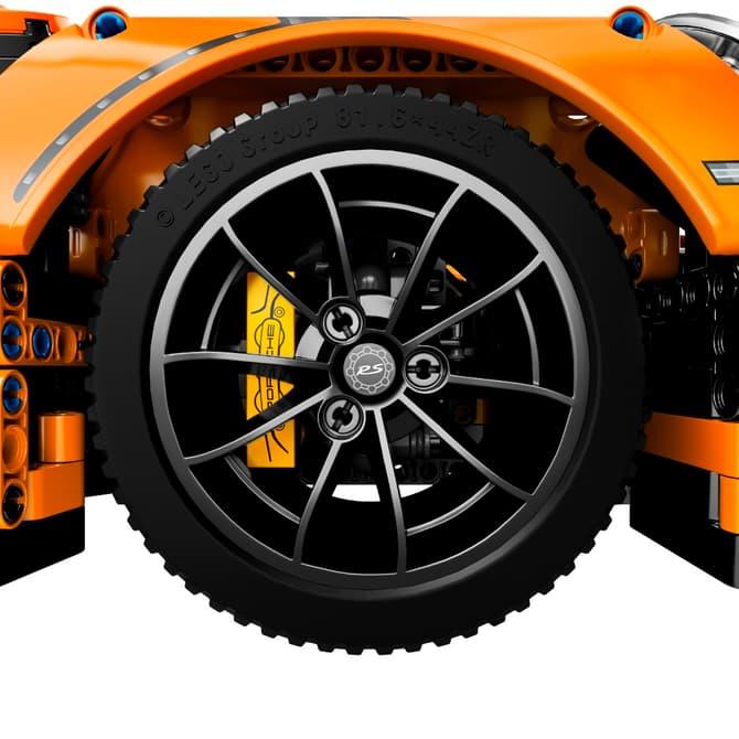 porsche 911 GT3 RS lego (3)