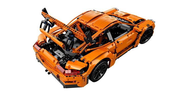 porsche 911 GT3 RS lego (6)
