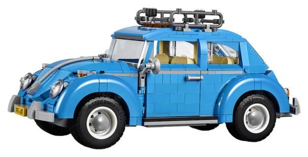 Beetle LEGO (2)