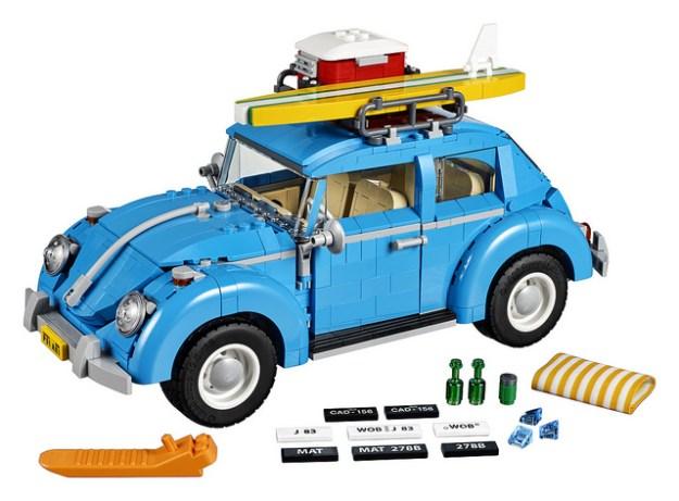 Beetle LEGO (4)