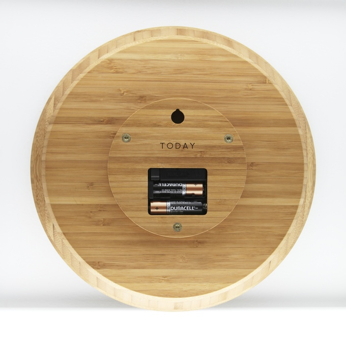today 24-hour timepiece beautifully designed clock (6)