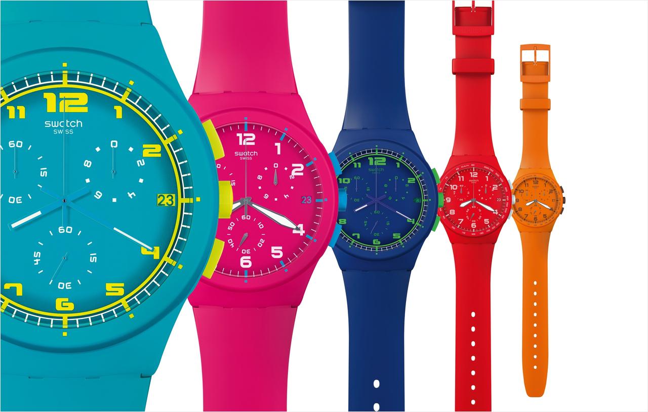 06 Swatch Chrono Plastic