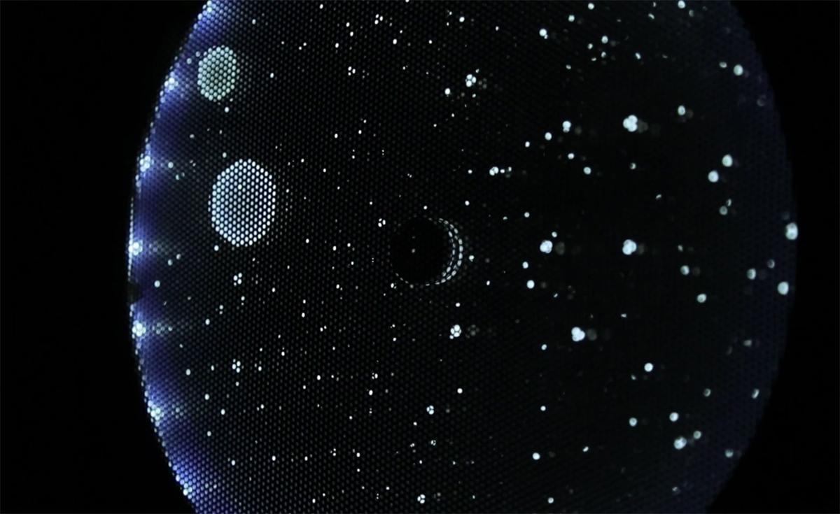 COSMOS - constellation clock speaker (2)